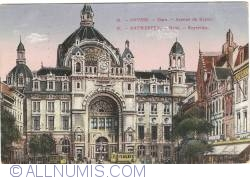 Image #1 of Antwerp - Train Station and Keyserlei