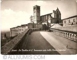Image #1 of Assisi - Basilica of San Francesco (Basilica di San Francesco)