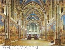 Image #1 of Assisi - Basilica of San Francesco - Upper Church - Inside View