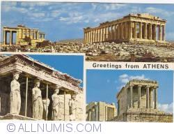 Athens - Acropole (1980)