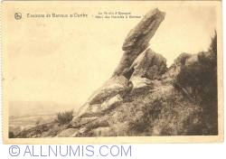 Image #1 of Barvaux (Barvaux-sur-Ourthe) - The Megalith Oppagne (Le Menhir d'Oppagne)