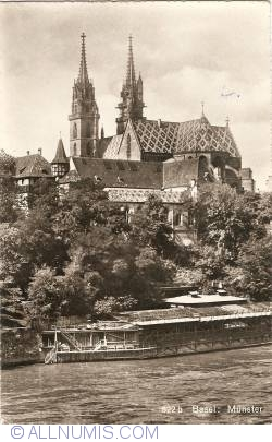 Basel - Cathedral