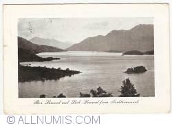 Image #1 of Ben Lomond and Loch Lomond from Inchtavannach  (1948)
