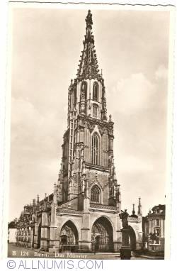Imaginea #1 a Bern - Catedral (Das Münster)