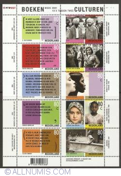 Image #1 of Between 2 Cultures Block 2001