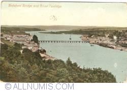 Image #1 of Bideford - Bridge and River Torridge