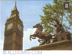 Image #1 of London - Big Ben and Boadicea Statue (21)
