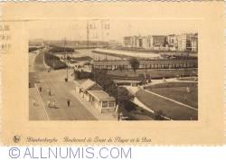 Image #1 of Blankenberge, Boulevard de Smet de Nayer and Harbour