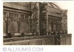 Bolsward - St. Martinichurch - Choir Bank (1955)