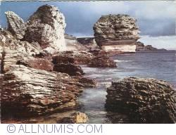 Image #1 of Bonifacio (Corsica) - Rocks and Cliffs (Rochers et Falaises) (1966)