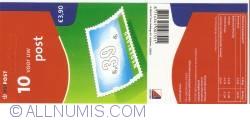 Booklet 10 x 0,39 Euro 2002