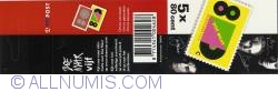 Booklet Popband Doe Maar 5 x 80 Cent 2000