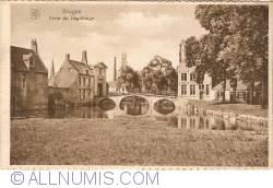 Image #1 of Bruges - Entrance of the Béguinage  (Porte du Béguinage)