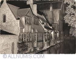 Image #1 of Bruges - Illumination behind Gruuthuse