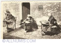 Image #1 of Bruges - Lace-makers at Work