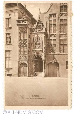 Image #1 of Bruges - Old Library (Ancienne Bibliothèque)