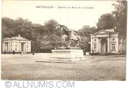Image #1 of Brussels - Entrance of the Bois de la Cambre