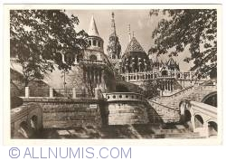 Budapest - Fisherman's Bastion (Halászbástya) (1939)