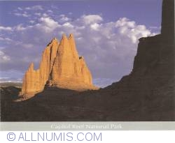 Image #1 of Capitol Reef National Park - Upper Cathedral Valley