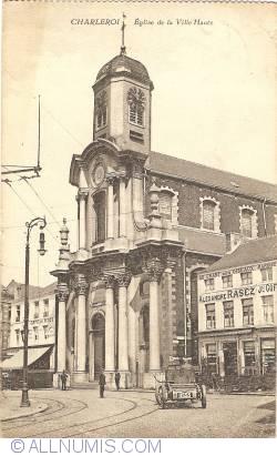 Image #1 of Charleroi - Ville Haute Church (Église de la Ville Haute)