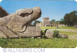 Image #1 of Chichen-Itza - Head of the Plumed Serpent