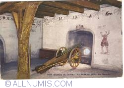 Image #1 of Chillon Castle - Room of the Berner Guards