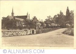Image #1 of Chimay (Forges) - Scourmont Abbey - Entry Road
