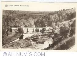 Image #1 of Chiny-sur-Semois - Bridge St. Nicholas (Pont St-Nicolas)