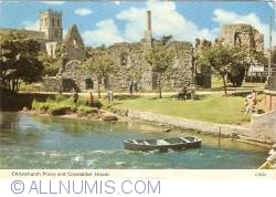 Image #1 of Christchurch - Priory and Constable's House (1980)