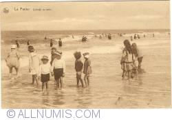 Image #1 of De Panne - Children Bathing (Enfants au bains)