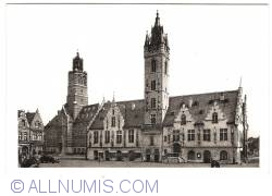 Image #1 of Dendermonde - City Hall and Palace of Justice