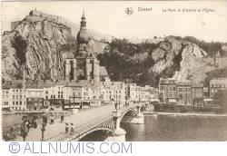 Image #1 of Dinant - Bridge, Citadel and Church (Le Pont, Le Citadelle et l'Eglise)