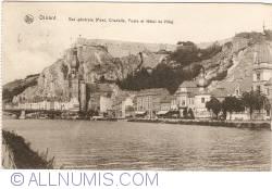 Image #1 of Dinant - Bridge, Citadel, Post Office and Hôtel de Ville (Pont, Citadelle,  Poste et Hôtel de Ville)