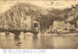 Image #1 of Dinant - Citadel, Church and Bridge (Le Citadelle, l'Eglise et le Pont)