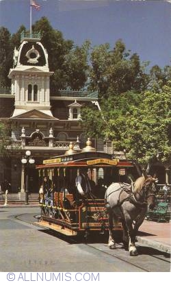"Image #1 of Disneyland - Anaheim - Journey through the ""Good Old Days"" (1980)"