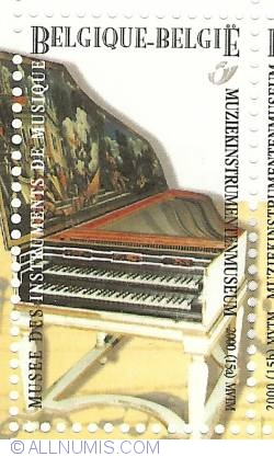 Domestic Fare 2000 - Harpsichord