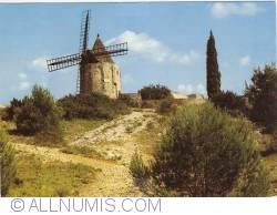 Image #1 of Fontvieille - Alphonse Daudet's windmill (1983)