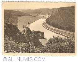 Image #1 of Freÿr - the Meuse river towards Waulsort