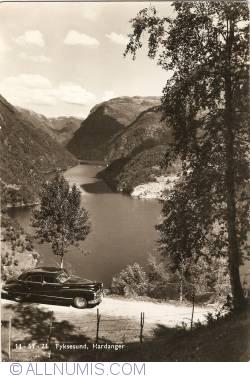 Image #1 of Fykesund, Hardanger (1958)