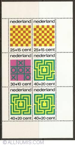 Image #1 of Games Souvenir Sheet 1973