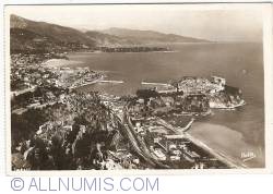 Image #1 of Monaco General View of the Principality of Monaco (1947)