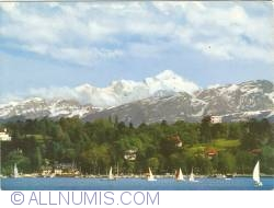 Image #1 of Geneva - View on the Mont Blanc
