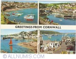 Image #1 of Cornwall - Greetings from Cornwall