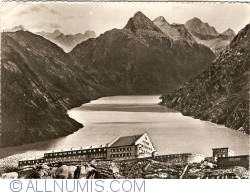 Image #1 of Grimsel Pass - Grimsel Hospice at Lake Grimsel