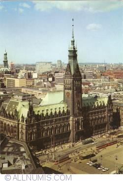 Image #1 of Hamburg - City Hall (1975)