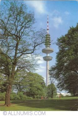 Image #1 of Hamburg - Heinrich Hertz Tower (271.5 m) (1974)