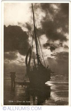 Image #1 of Heist-aan-Zee (Knokke-Heist) - Moonshine