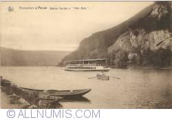 "Image #1 of Hermeton-sur-Meuse - Tourist Boat at ""Mon Moïe"" (1923)"