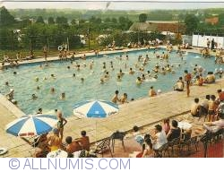 "Image #1 of Herselt, Kipdorp - Camping ""Dry Eycken"" - Swimming Pool"