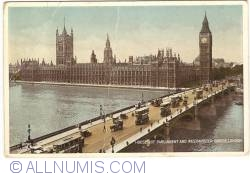 Image #1 of London - Houses of Parliament and Westminster Bridge